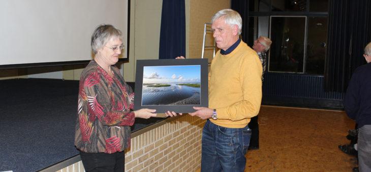 Eerste prijs voor Theo Wouda
