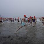 Nieuwjaarsduik Delfzijl 1-1-2020